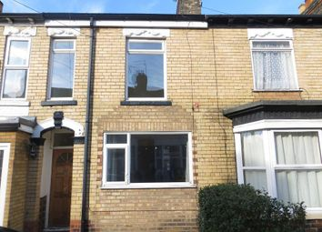 Thumbnail 2 bed terraced house for sale in Chesnut Avenue, Hull, East Yorkshire