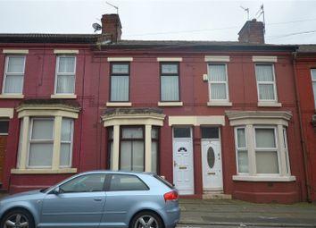 Thumbnail 2 bedroom terraced house for sale in Rumney Road West, Liverpool, Merseyside