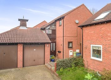 Thumbnail 3 bedroom detached house for sale in Pyxe Court, Walton Park, Milton Keynes