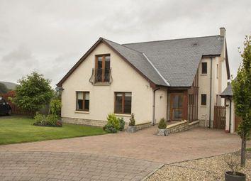 Thumbnail 4 bed detached house for sale in Linnbank, Kirkfieldbank, Lanark