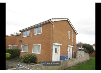 Thumbnail 2 bed flat to rent in Clos Gladstone, Rhyl