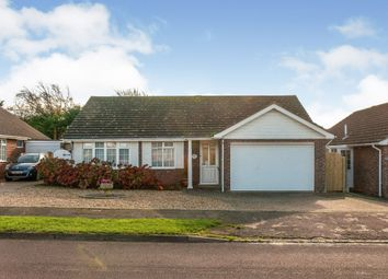 Thumbnail 3 bed detached bungalow for sale in Beacon Drive, Seaford