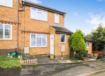 Thumbnail 2 bed terraced house for sale in Bathurst Close, Rugby