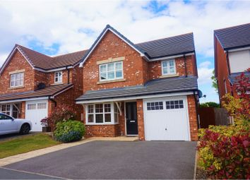 Thumbnail 4 bed detached house for sale in Briarwood Road, Deeside