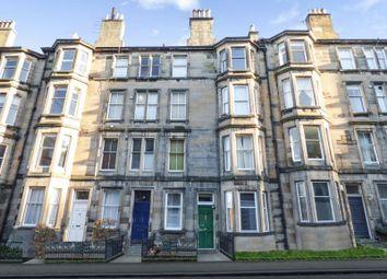 Thumbnail 1 bed flat for sale in Brunton Terrace, Edinburgh