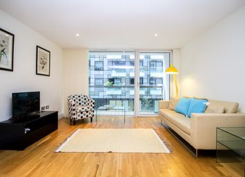 Thumbnail 1 bed flat to rent in Lanterns Court, Cobalt Point, Canary Wharf