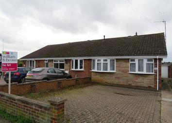 Thumbnail 2 bed bungalow to rent in Queensway, Burton Latimer, Kettering