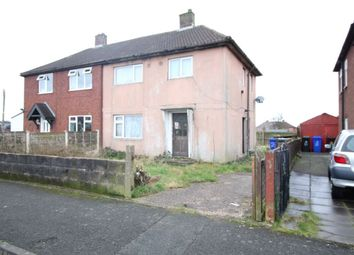 Thumbnail 3 bedroom semi-detached house for sale in Cross Street, Weston Coyney, Stoke-On-Trent
