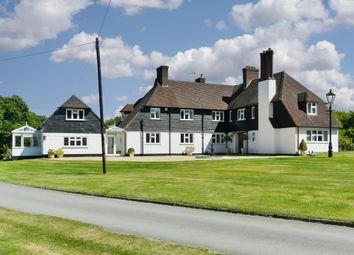 Thumbnail 5 bedroom detached house for sale in Orltons Lane, Rusper, Horsham