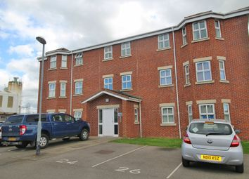 Thumbnail 1 bed flat to rent in Throstlenest Avenue, Darlington, Co Durham