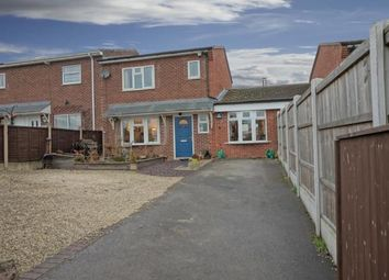 Thumbnail 2 bed semi-detached house for sale in Hartshay Close, Ilkeston