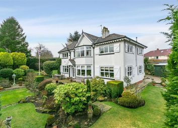 Thumbnail 5 bed detached house for sale in Brookthorpe Road, Bury, Greater Manchester