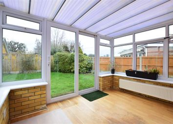 Thumbnail 3 bed detached bungalow for sale in Radley Close, Broadstairs, Kent