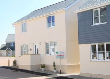 Thumbnail 3 bed detached house for sale in Windwards Close, Lanreath, Looe
