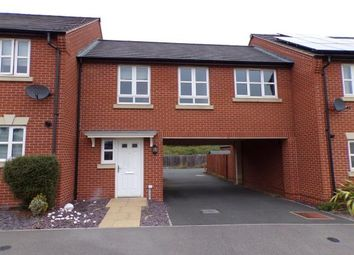 Thumbnail 2 bed flat for sale in East Street, Warsop Vale, Mansfield, Nottinghamshire