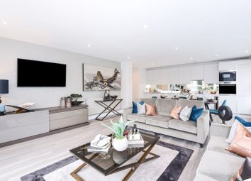 Thumbnail 2 bed flat for sale in Hampton Road, Teddington