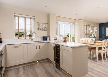 """Thumbnail 4 bed detached house for sale in """"Radleigh"""" at Phoenix Lane, Fernwood, Newark"""