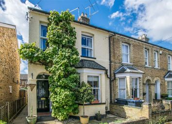 Thumbnail 3 bed end terrace house for sale in Parkhurst Road, Bengeo, Herts
