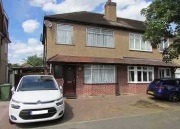 Thumbnail 3 bed semi-detached house for sale in Templedene Avenue, Staines-Upon-Thames TW18.