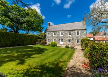 Thumbnail 6 bed detached house for sale in Les Quatre Vents, St. Martin, Guernsey