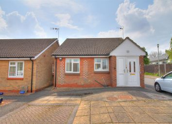 2 bed bungalow for sale in Peggs Grange, Hugglescote, Coalville LE67