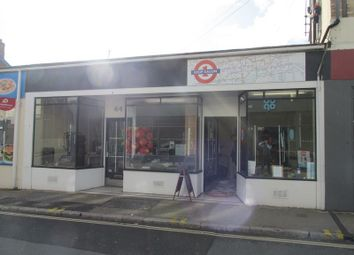 Thumbnail Commercial property for sale in Palace Avenue, Paignton