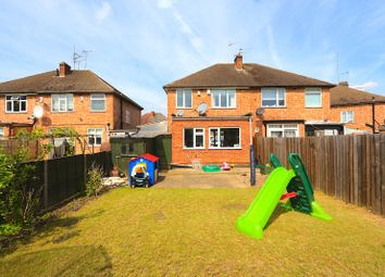 Thumbnail 3 bedroom semi-detached house for sale in Frankson Avenue, Leicester
