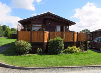 Thumbnail 2 bed lodge for sale in Hopton Heath, Craven Arms
