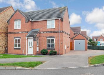 Thumbnail 3 bed detached house for sale in Cavalry Court, Metheringham, Lincoln