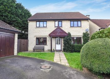 Thumbnail 4 bed detached house to rent in The Chestertons, Bathampton, Bath