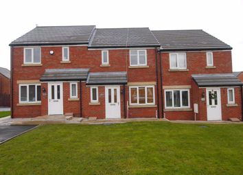 Thumbnail 3 bed town house to rent in Hartley Green Gardens, Billinge, Wigan