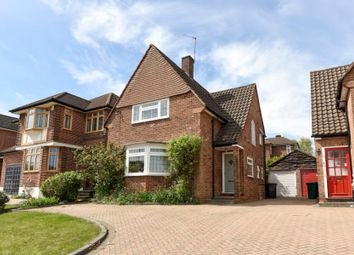 Thumbnail 3 bed detached house for sale in Elmstead Close, Totteridge