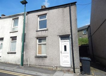 Thumbnail 2 bedroom end terrace house for sale in Tillery Street, Abertillery