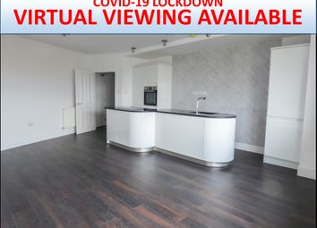 Thumbnail 2 bed flat for sale in Flat 8, 45 New Road, Gravesend