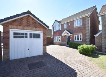 Thumbnail 5 bed detached house for sale in Barrowby View, Garforth, Leeds