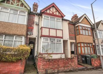 Thumbnail 3 bedroom terraced house for sale in Cromwell Road, Luton, Bedfordshire