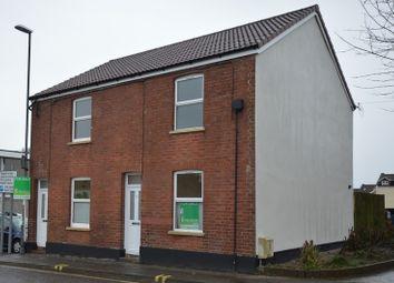 Thumbnail 2 bed semi-detached house for sale in Rock Road, Keynsham, Avon