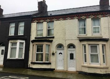 Thumbnail 2 bedroom terraced house for sale in Pansy Street, Kirkdale, Liverpool
