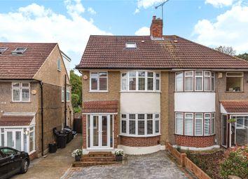 Thumbnail 4 bed semi-detached house for sale in Oakdene Avenue, Chislehurst
