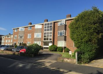 Thumbnail 2 bedroom flat for sale in Drake Avenue, Goring-By-Sea, Worthing