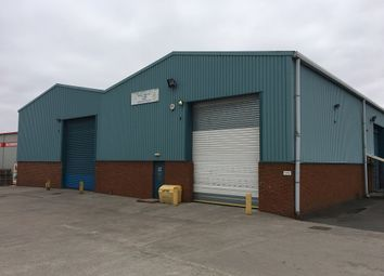 Thumbnail Industrial to let in Ty Verlon Industrial Estate, Barry