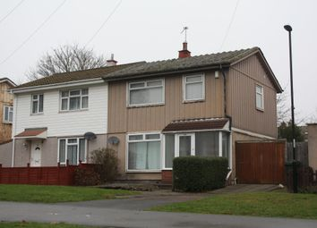 Thumbnail 4 bed terraced house to rent in Charter Ave, Canley, Coventry