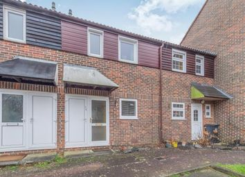 Thumbnail 2 bed terraced house for sale in Orbit Close, Walderslade, Chatham, Kent