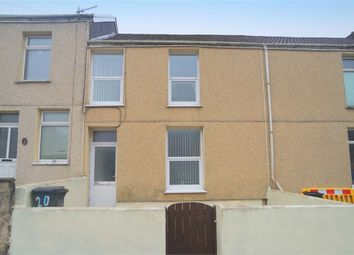 3 bed terraced house for sale in Commercial Street, Abergwynfi, Port Talbot, West Glamorgan SA13