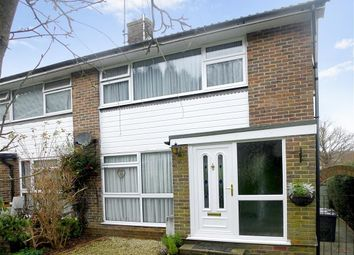 Thumbnail 2 bedroom end terrace house to rent in Western Gardens, Crowborough