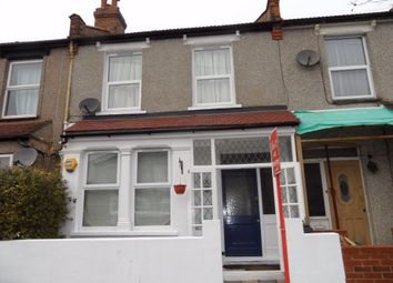 Thumbnail 2 bed terraced house to rent in Waverley Road, London