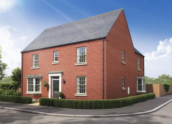 "Thumbnail 4 bed detached house for sale in ""Layton"" at Stockton Road, Long Itchington, Southam"