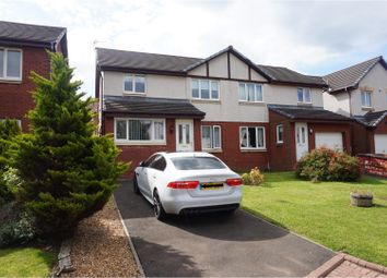 Thumbnail 4 bed semi-detached house for sale in Kennedy Crescent, Tranent