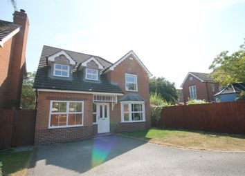 Thumbnail 4 bed detached house for sale in Newbury Road, Newark, Nottinghamshire.