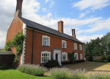 Thumbnail 5 bed detached house to rent in Hall Road, Carleton Rode, Norwich